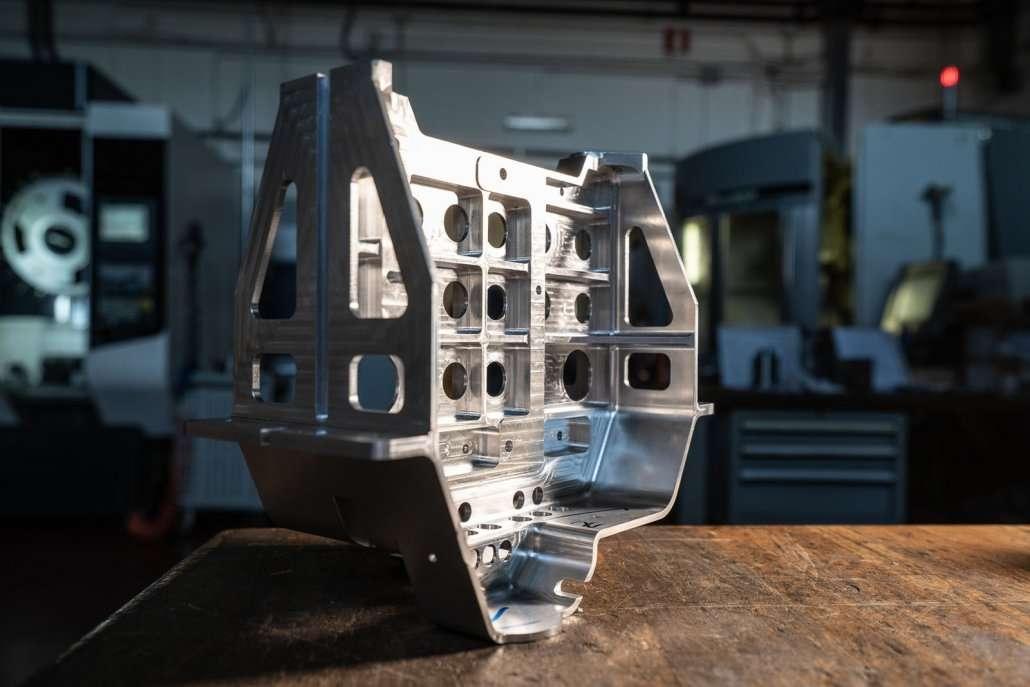 Lavorazioni Meccaniche Promel COstruzioni - Macchine CNC